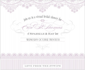 Bridal Shower Quotes HD Wallpaper 3