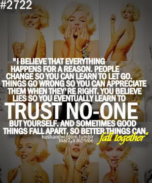 Best Trust Quotes On Images - Page 16