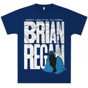 Brian Regan Tarp Unisex S/S T-Shirt