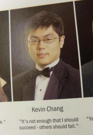 20 of the most awesome senior yearbook quotes ever