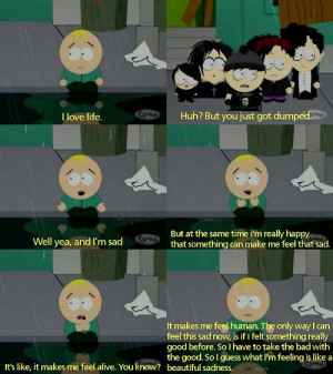 10 South Park quotes teaching you how to live life