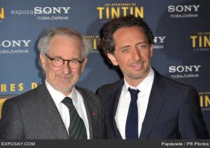 Elmaleh recruited for Jewish filmmaker Steven Spielberg 's Tintin ...