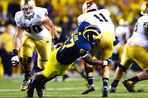 ... potential and should provide leadership on Michigan's defensive line