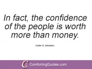 Carter G Woodson Quotations