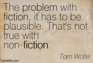 Tom Wolfe quote