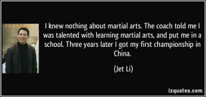 Displaying (19) Gallery Images For Martial Arts Quotes...