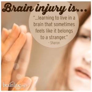 Traumatic Brain Injury Is ...