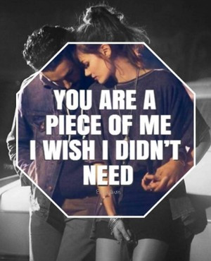 Quotes You are a Piece of Me