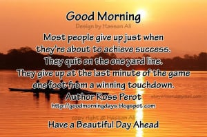 ... self improving inspiring quotes at 8 11 am labels good morning quotes