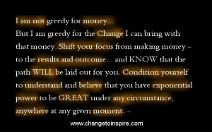 Money Greed Quotes Quote about positive mental