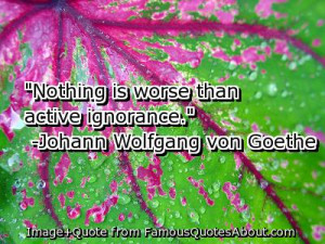 ignorance quotes, quotes on stupidity and ignorance,.