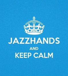 Jazz Hands, Weird Things, Keep Calm, Calm Quotes, Zeta Amica