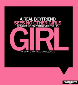 ... His Girl - Quotes, Sayings and Images - myInstaQuotes - Picture Your