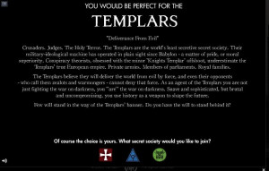 Knights Templar Quotes Is not the knights templar