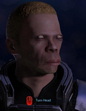 Mass Effect Commander Shepards Are Terrifying