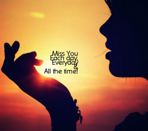 Miss you quotes, miss you quote, i miss you quotes, missing you quote