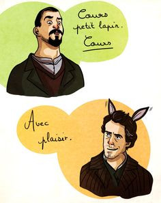 ... Robert Maillet as Dredger and Robert Downey Jr. as Holmes). Art