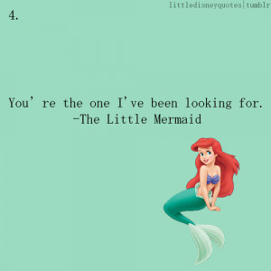 little mermaid love quotes tumblr