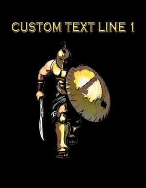 Spartan Warrior Quotes Spartan warrior - customizable