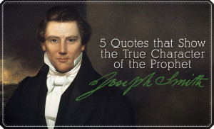 Quotes From LDS Prophets