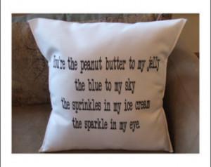 ... Pillow - Travel Home Decor Pillow Art - Inspirational Quote Pillow