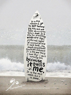 Back > Gallery For > Chasing Mavericks Quotes Tumblr