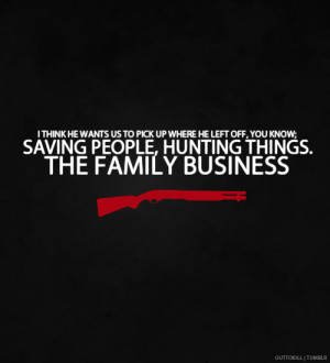 Famous Supernatural Quotes