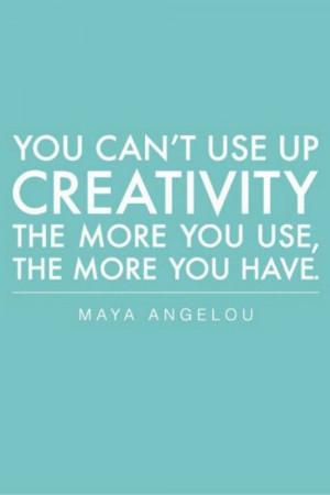 Maya Angelou, Quote
