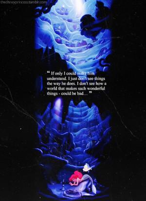 Little Mermaid Quotes Tumblr