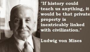 Ludwig von Mises: Inspiring Think Tanks Across The Globe