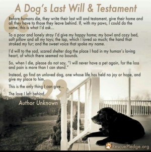 Dog Memorial Quotes Pet memorial