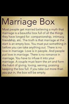 So true..people fail, not marriage..life is not easy but when u have 2 ...