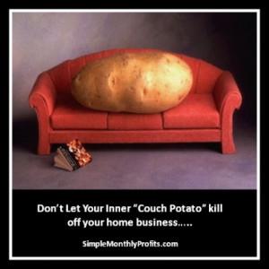 Couch Potato...