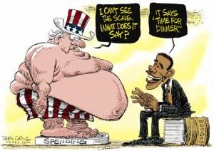 Funny Political Cartoons….