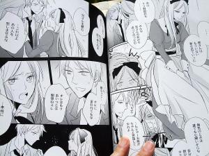 Details about 9260 Axis Power Hetalia Yaoi Doujinshi Love Potion 9