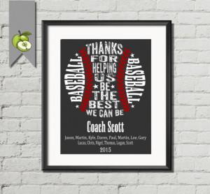 Coaching Quotes Baseball Baseball Coach Appreciation