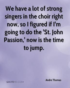 Quotes About Choir