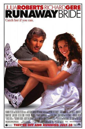 Runaway Bride movie on: