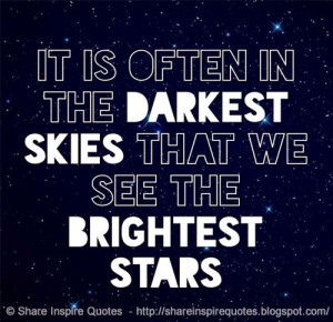 ... STARS. | Share Inspire Quotes - Inspiring Quotes | Love Quotes | Funny