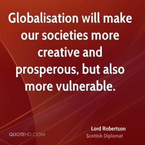 Globalisation Quotes