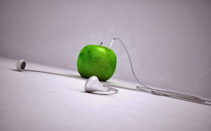 Funny Apple Wallpapers And Desktop