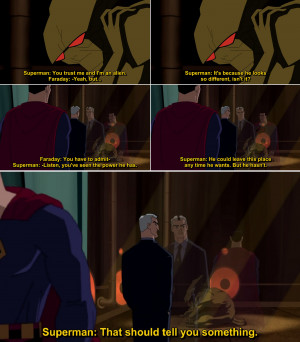 Justice League The New Frontier Quote-3