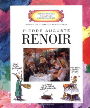Pierre-Auguste Renoir Quotes