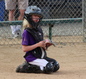 Softball Catcher Quotes Catcher was a little more