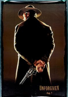 clint eastwood movies | Unforgiven Clint Eastwood Movie Poster 48 ...