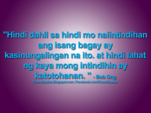 inspirational bob ong quotes bob ong quotes about life tagalog