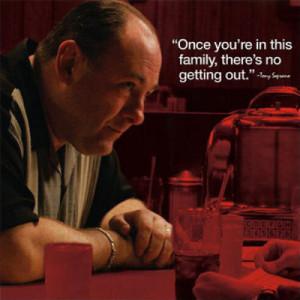 Hem » Teman » Film & stjärnor » Sopranos - Tony Quote