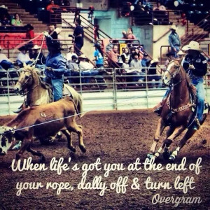Rodeo Quotes