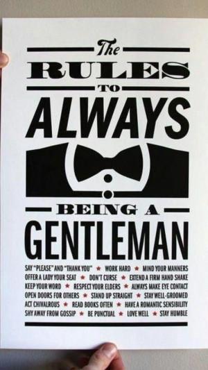 Magic Monday: Inspiring Gentlemen Quotes | Pink Chocolate Break ...