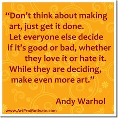 ... quotes from famous artists more quotes for artists warhol quotes